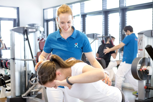 Physiotherapie Magnolienweg
